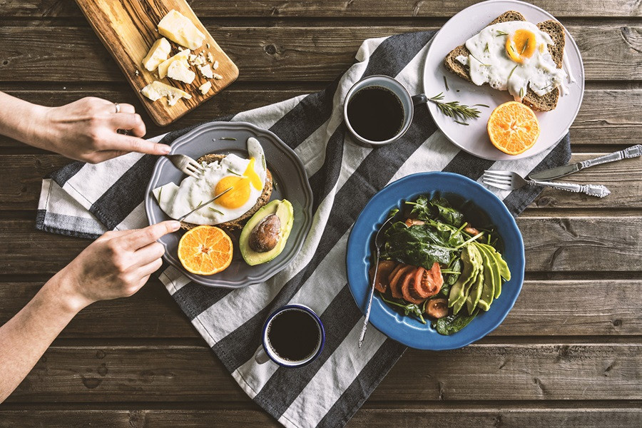 Tornare in forma dopo le feste: la dieta del mese