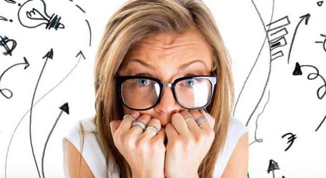 Persone ansiose, le 4 caratteristiche che solo loro possiedono