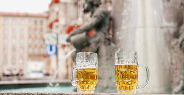 La fontana di birra di Zalec: la birra a disposizione dei passanti