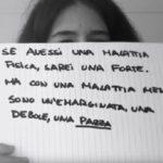 """Chiara commuove il web: """"Ho 19 anni e sono borderline. Ma da oggi non mi vergogno più"""""""