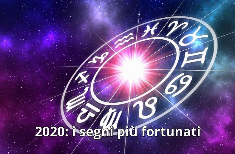 I segni zodiacali più fortunati del 2020: ecco quali saranno