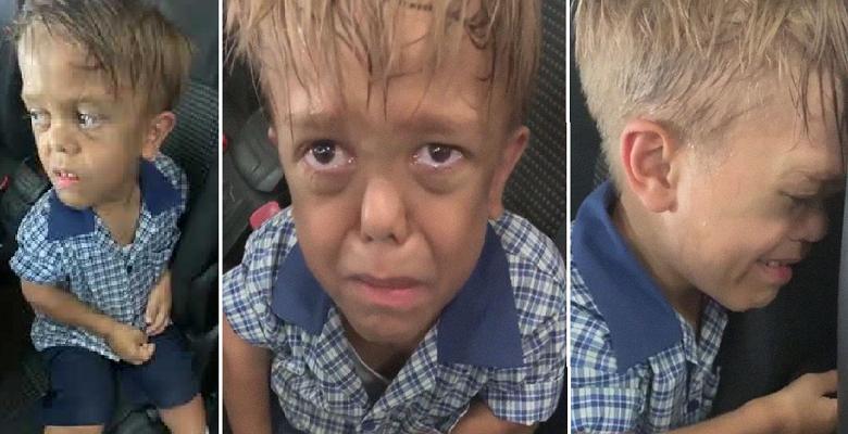 """""""Mamma voglio morire"""" lo straziante grido di aiuto di un bambino bullizzato perché affetto da nanismo"""