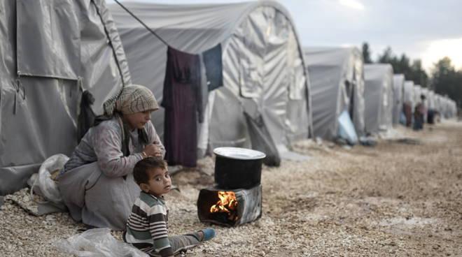 Siria: il dramma dei bambini che muoiono al freddo nel silenzio del Mondo