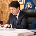 Nuovo decreto, parla Conte: smentita l'emergenza fino al 31 Luglio.