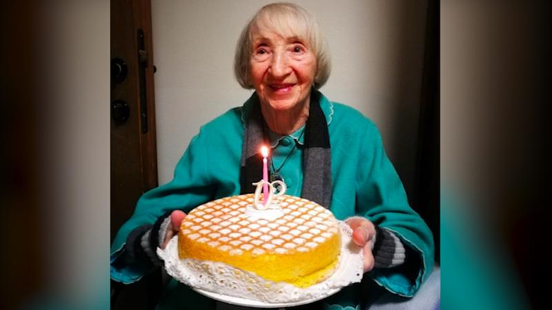 A 102 anni sconfigge il coronavirus