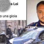 Un poliziotto e padre perde la vita, donna esulta su Facebook: denunciata