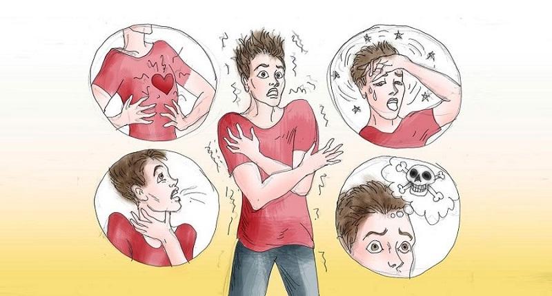 Attacchi di ansia: il cuore che sembra scoppiare. Perché accadono e cosa fare