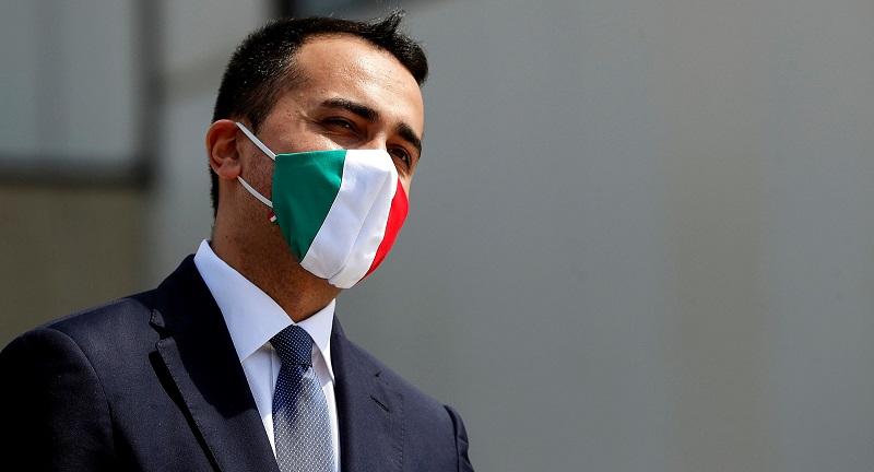 """La parole di Di Maio: """"Non ci sarà un secondo lockdown"""""""